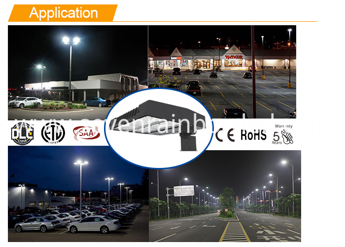 application of led parking light